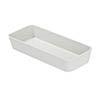 Wenko Gom White Storage Tray - 20914100 profile small image view 1