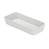 Wenko Gom White Storage Tray - 20914100 Small Image
