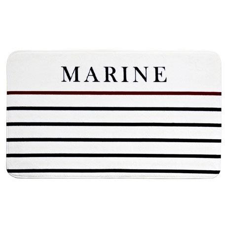 Wenko Marine Anti-Slip Bath Mat - White - 20953100