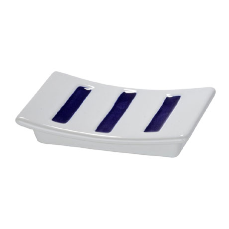Wenko Marine Ceramic Soap Dish - White - 21052100