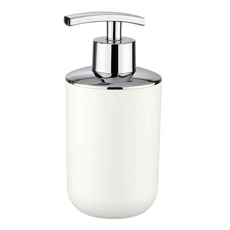 Wenko Brasil White Soap Dispenser - 21204100