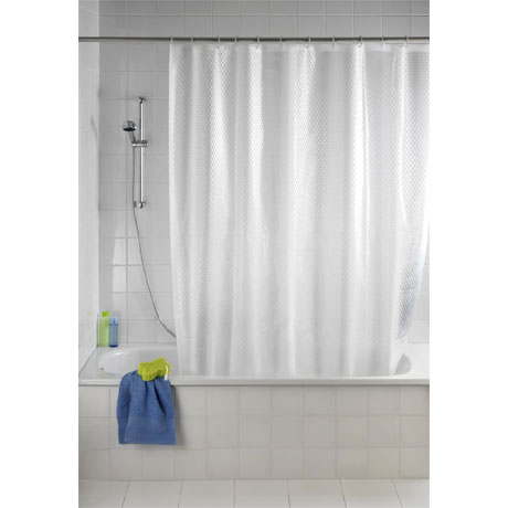 Wenko Infinity PEVA 3D Shower Curtain - W1800 x H2000mm - 21270100