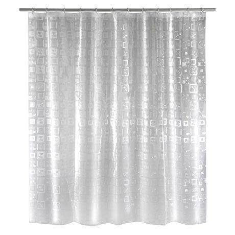 Wenko Retro PEVA 3D Shower Curtain - W1800 x H2000mm - 21271100