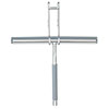 Wenko Cave Stainless Steel Bathroom Squeegee - 21305100 profile small image view 1