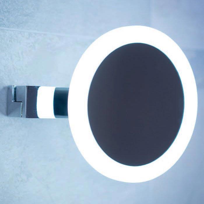 HIB Libra LED Magnifying Mirror - 21400  Standard Large Image