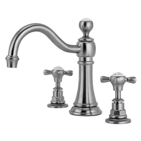 Hollys of Bath Country Spout Three Hole Basin Mixer