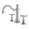 Hollys of Bath Country Spout Three Hole Basin Mixer profile small image view 1