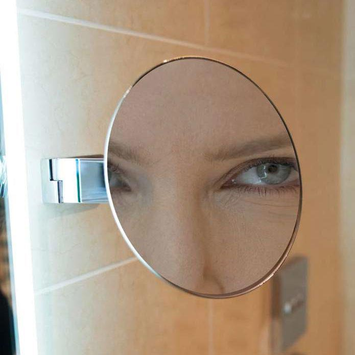HIB Pure Round Magnifying Mirror - 21600 profile large image view 2