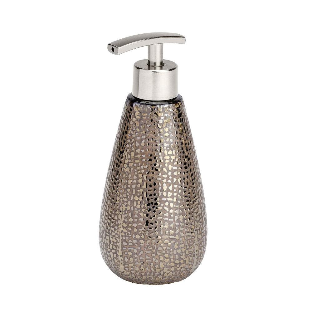 Wenko Marrakesh Ceramic Soap Dispenser - 21643100 Large Image