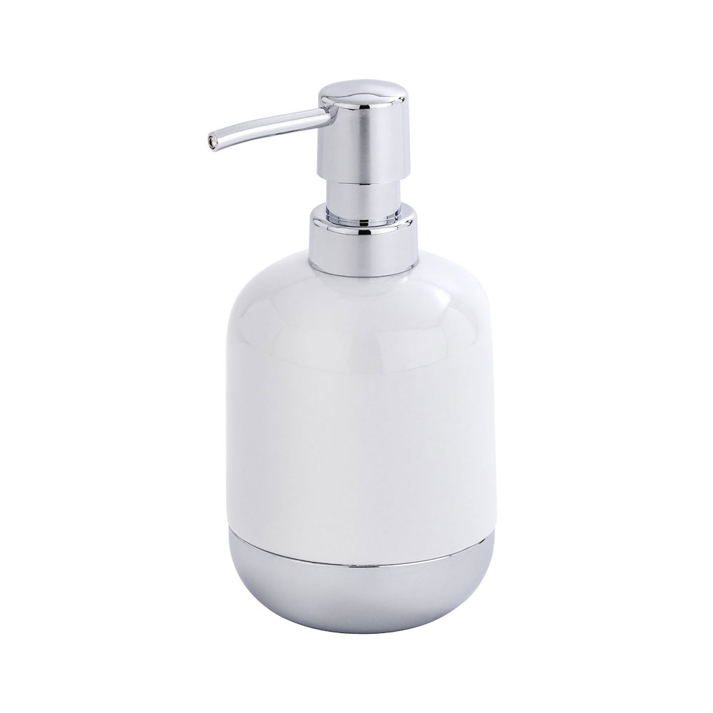 Wenko Melfi Ceramic Soap Dispenser - 21647100 profile large image view 1