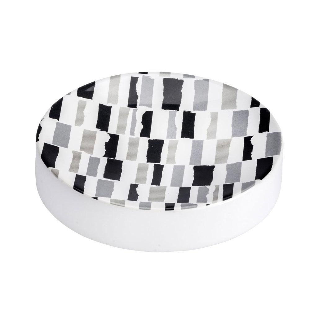 Wenko Natal Ceramic Soap Dish - 21669100 Large Image