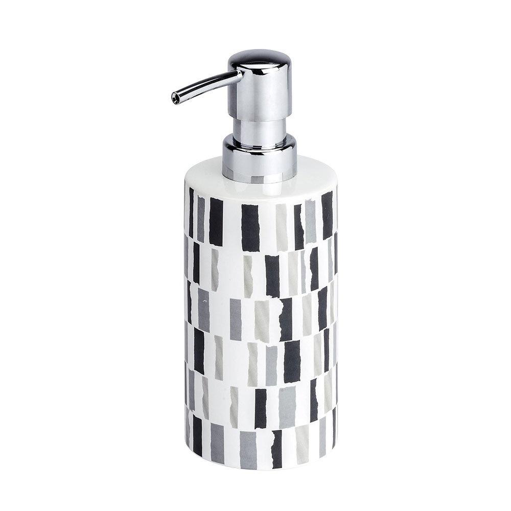 Wenko Natal Ceramic Soap Dispenser - 21671100 Large Image