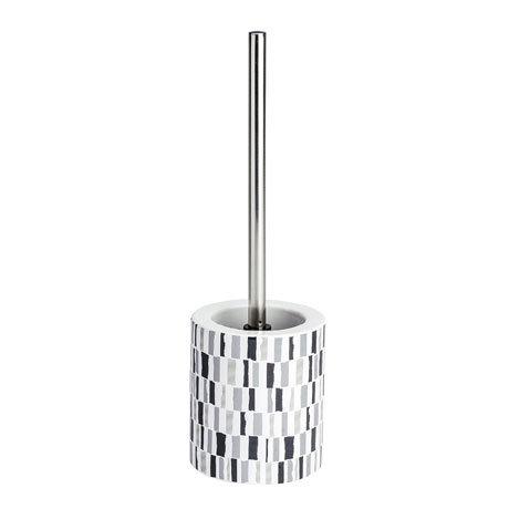 Wenko Natal Ceramic Toilet Brush & Holder - 21672100