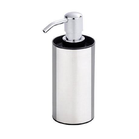 Wenko Detroit Soap Dispenser - Stainless Steel - 21693100