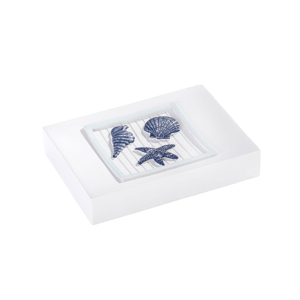 Wenko Nautic Soap Dish - 21709100 Large Image