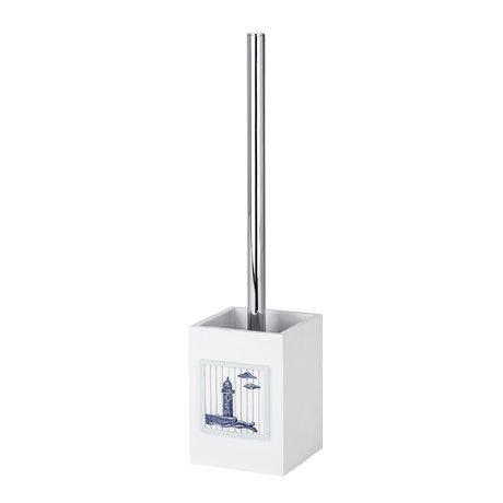 Wenko Nautic Toilet Brush & Holder - 21712100
