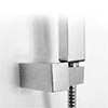 Tre Mercati - Turn Me On Square Wall Bracket - 22040 profile small image view 1