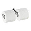 Wenko Power-Loc Duo Puerto Rico Spare Toilet Roll Holder - 22293100 Medium Image