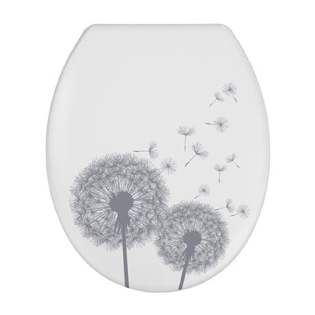 Wenko Astera Soft Close Toilet Seat - 22409100
