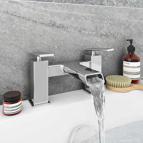 Flare Modern Bath Tap