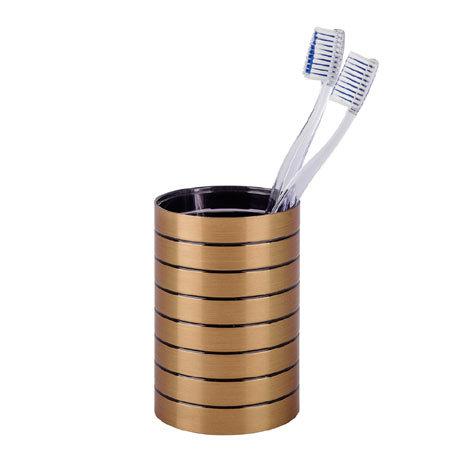 Wenko Copper Stripes Tumbler - 22605100