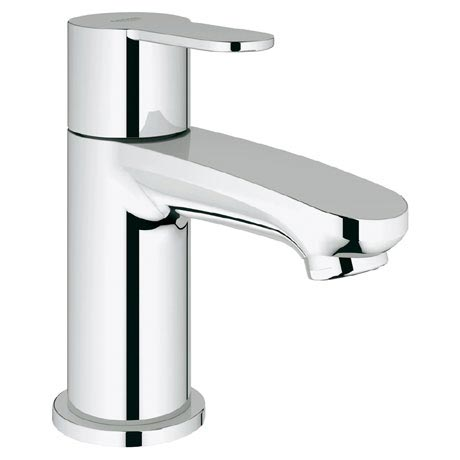 Grohe Eurostyle Cosmopolitan Basin Pillar Tap - 23039002