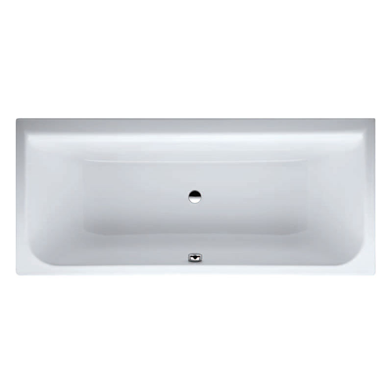 Laufen - Form 1700 x 750mm Bath with Frame and L Panel - Left or Right Hand Option profile large image view 2