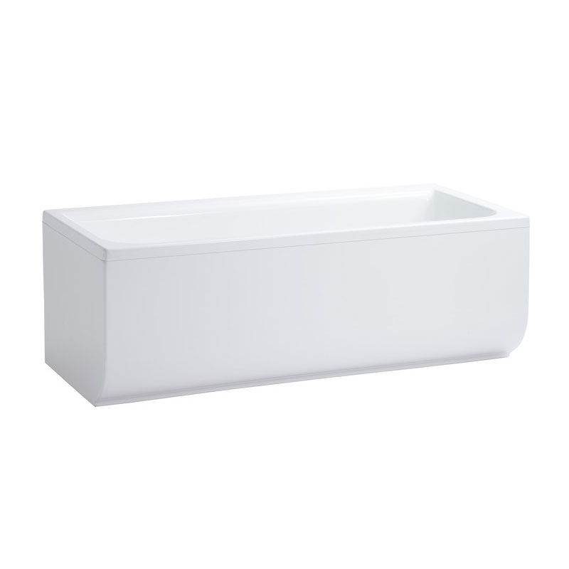 Laufen - Form 1700 x 750mm Bath with Frame and L Panel - Left or Right Hand Option Large Image