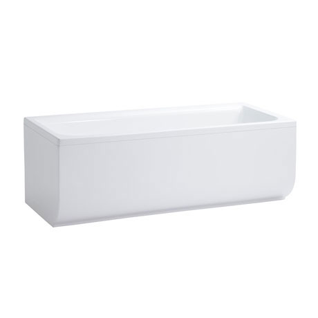 Laufen - Form 1700 x 750mm Bath with Frame and L Panel - Left or Right Hand Option