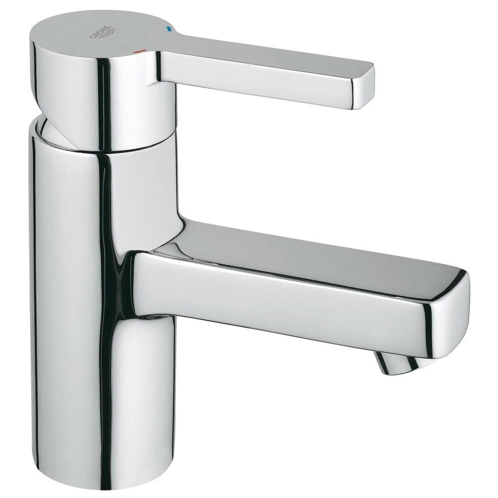 Grohe Lineare Mono Basin Mixer - 23106000 profile large image view 1
