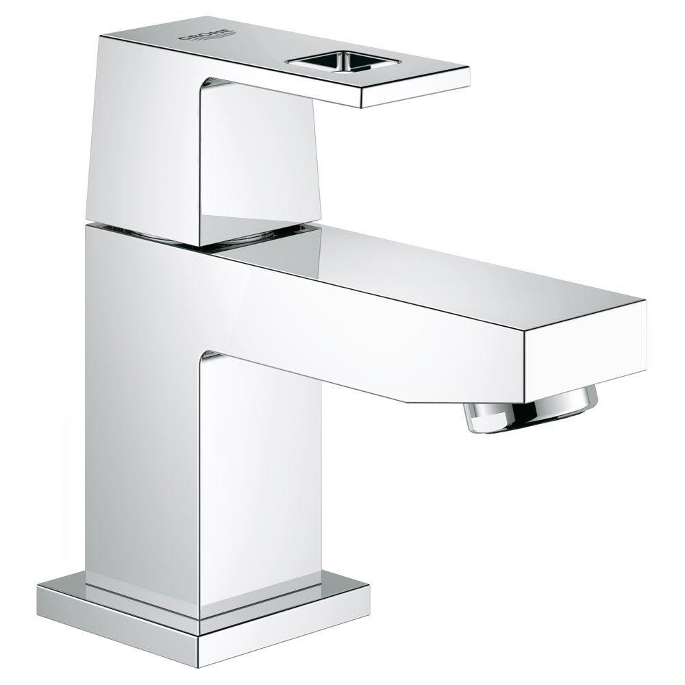 Grohe Eurocube Basin Pillar Tap - 23137000