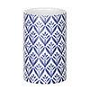 Wenko Lorca Blue Ceramic Tumbler - 23204100 profile small image view 1