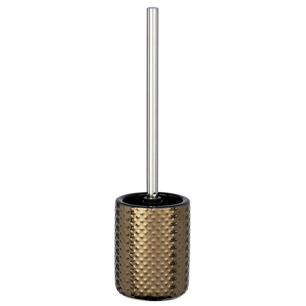Wenko Keo Copper Ceramic Toilet Brush - 23268100