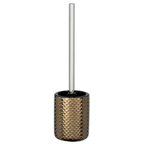 Wenko Keo Copper Ceramic Toilet Brush - 23268100