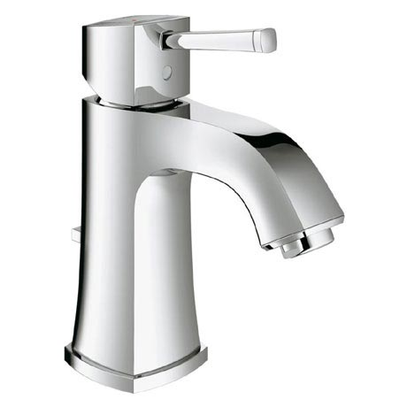 Grohe Grandera Mono Basin Mixer with Pop-up Waste - Chrome - 23303000