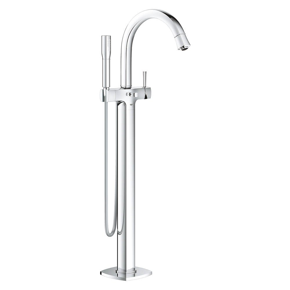 Grohe Grandera Floor Mounted Bath Shower Mixer - Chrome - 23318000