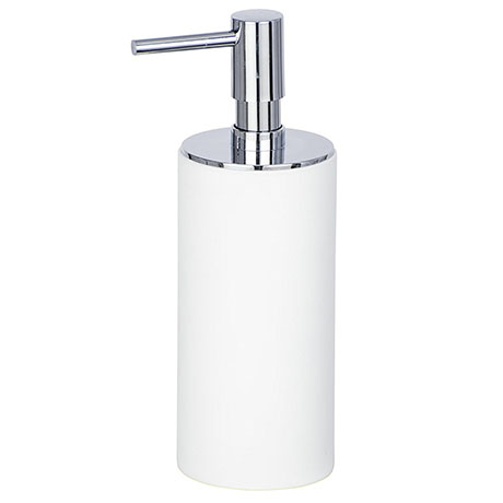 Wenko Ida White Soap Dispenser - 23333100