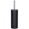 Wenko Ida Anthracite Toilet Brush - 23339100 profile small image view 1