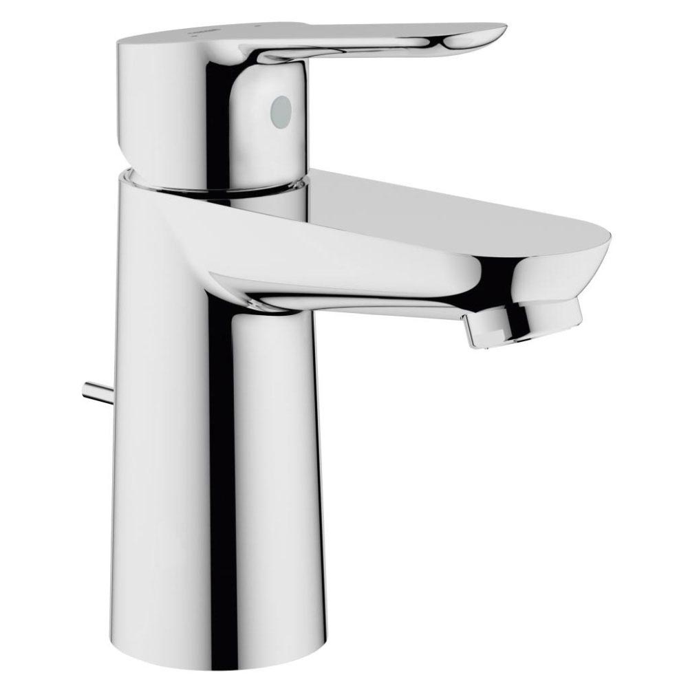 grohe bauedge mono basin mixer w pop up waste victorian. Black Bedroom Furniture Sets. Home Design Ideas