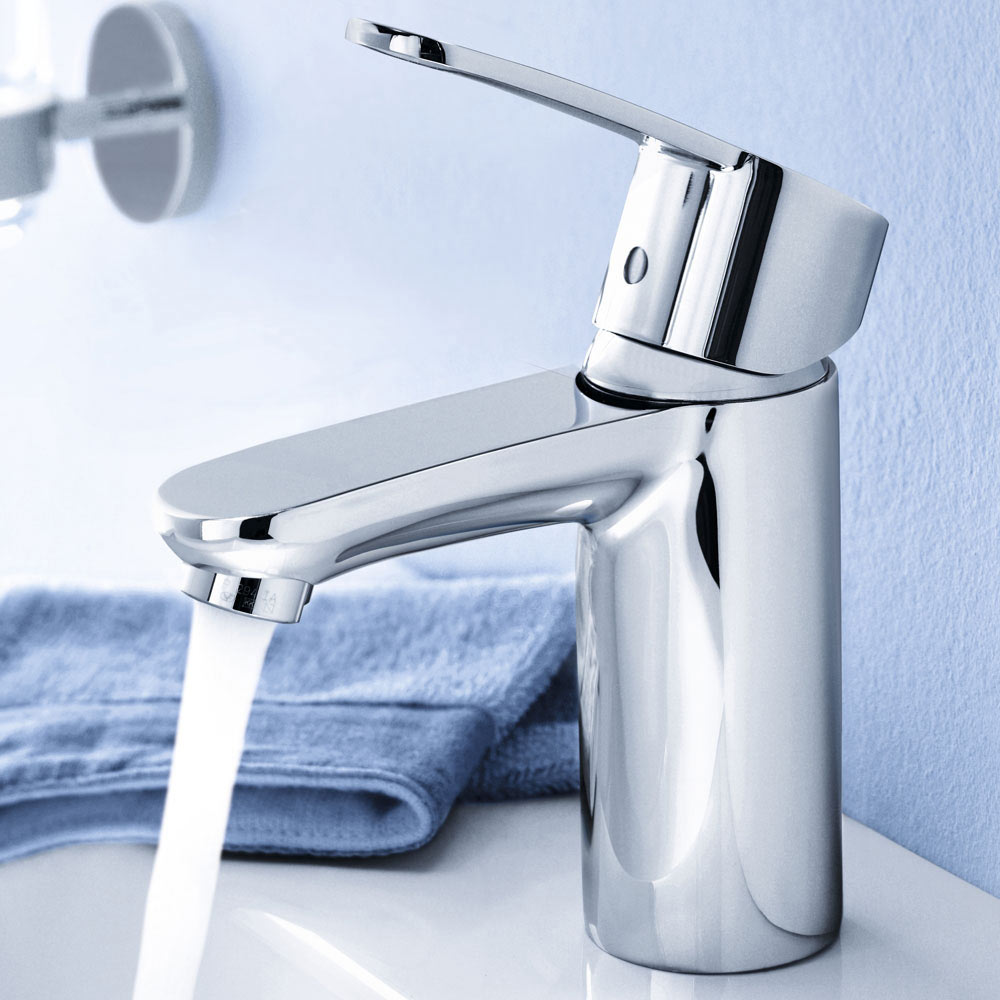 grohe eurostyle cosmopolitan mono basin mixer victorian plumbing. Black Bedroom Furniture Sets. Home Design Ideas