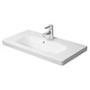Duravit DuraStyle 785mm 1TH Furniture Compact Washbasin - 2337780000 profile small image view 1