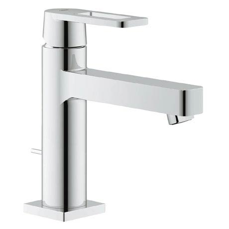 Grohe Quadra Mono Basin Mixer with Pop-up Waste - 23441000