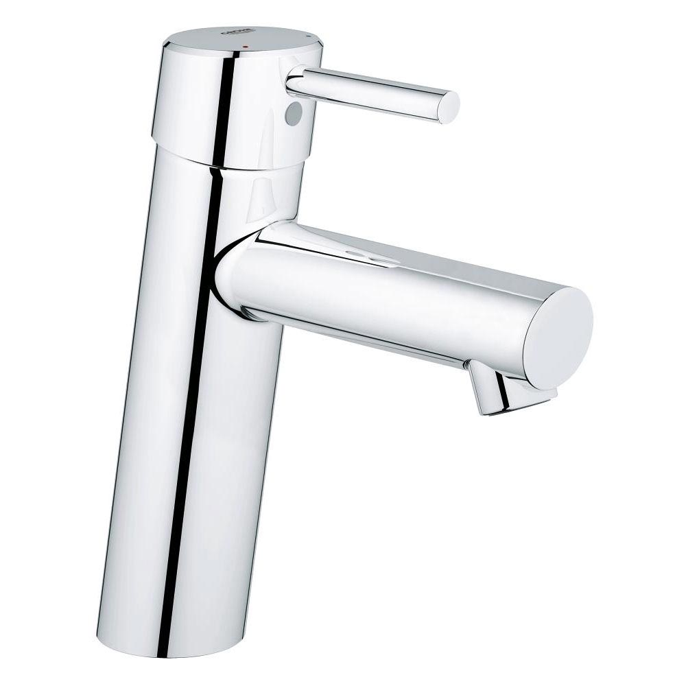 Grohe Concetto Mono Basin Mixer - 23451001 profile large image view 1