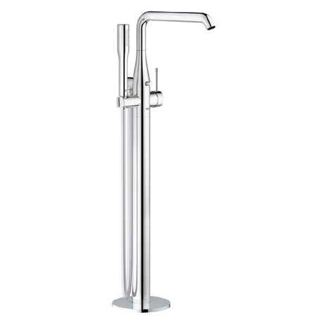 Grohe Essence Floor Mounted Bath Shower Mixer - Chrome - 23491001