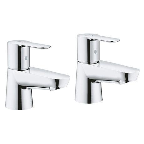 Grohe Get Basin Pillar Taps - 23498000