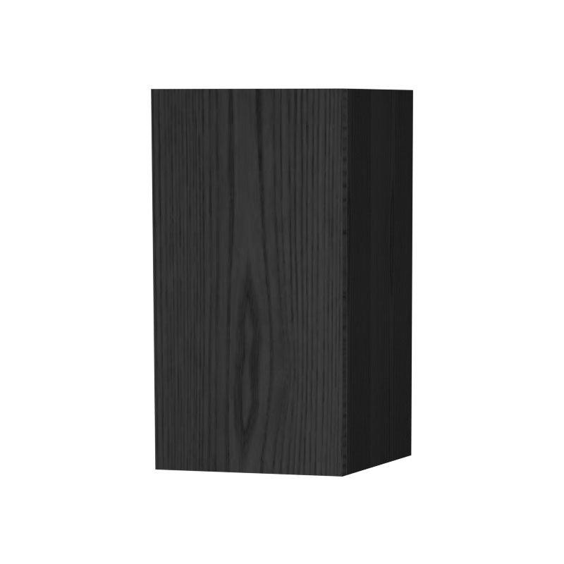 Miller - New York Small Storage Cabinet - Black Large Image