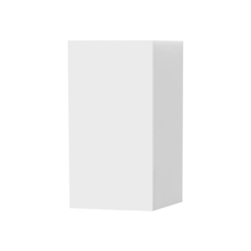 Miller - New York Small Storage Cabinet - White