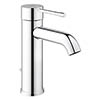Grohe Essence S-Size Mono Basin Mixer with Pop-up Waste - Chrome - 23589001 profile small image view 1