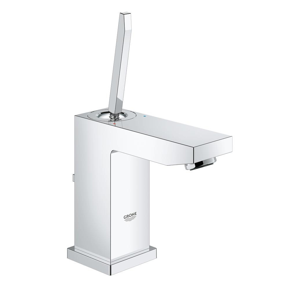 Grohe Eurocube Joy Mono Basin Mixer with Pop-up Waste - 23654000
