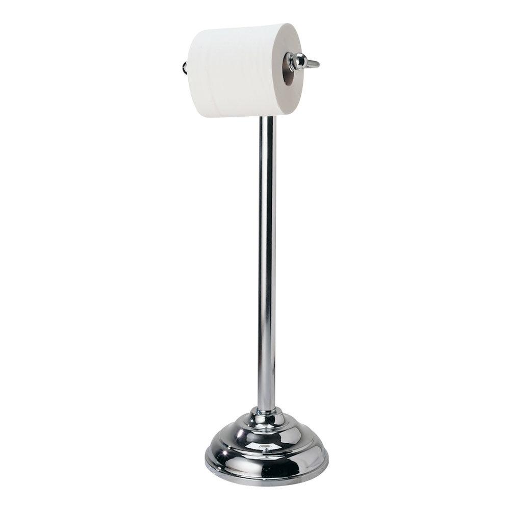 Roper Rhodes Berkeley Freestanding Toilet Roll Holder - 2371.02 Large Image